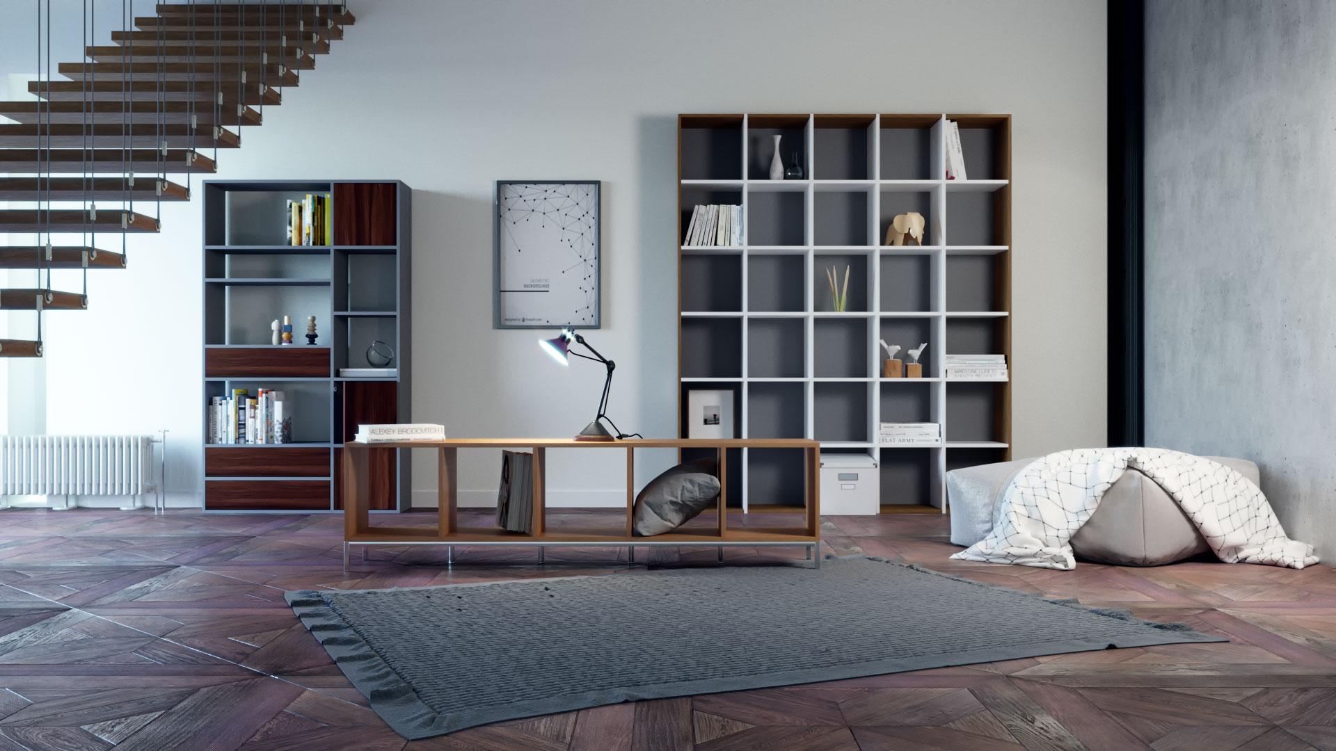 regalwand mit schreibtisch regalwand mit schreibtisch 10. Black Bedroom Furniture Sets. Home Design Ideas